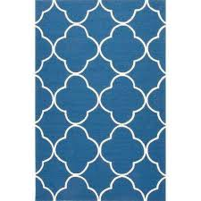 Geometric Outdoor Rug 4 X 6 Waterproof Outdoor Rugs Rugs The Home Depot