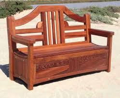 outdoor wood storage bench nice outdoor wooden bench with storage