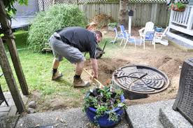 installing a water feature the gurgler trio suburble