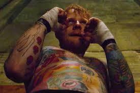 japanese tattoo john mayer ed sheeran has a lot of tattoos