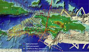 Haiti Map Trans Haiti Crustal Scale Geodynamics Of The Hispaniola Plate