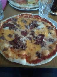 cuisine nord sud pizza américaine picture of nord sud binic tripadvisor