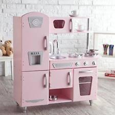 wooden play kitchen ebay