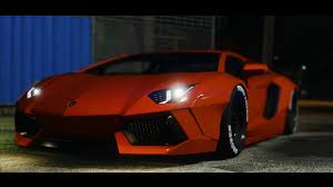 lamborghini side view png 2015 lamborghini aventador liberty walk hq animated engine