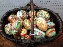 paper mache egg box 108 best easter german paper mache eggs images on