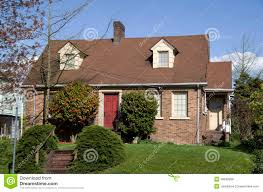 small house home stock photography image 32575052