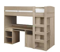 gami montana loft beds with desk closet u0026 storage underneath xiorex