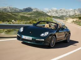 porsche dark green porsche boxster 2009 picture 4 of 16