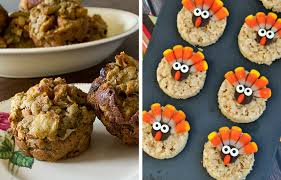 kid friendly thanksgiving recipes highlights for children