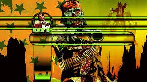 red dead redemption game wallpapers red dead redemption undead nightmare ps3 wallpaper by stubyph on