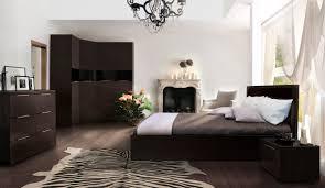 Pleasing  Dark Wood Home Decorating Decorating Inspiration Of - Dark furniture bedroom ideas