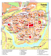 Valladolid Spain Map by Large Toledo Maps For Free Download And Print High Resolution