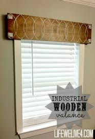 Foam Board Window Valance Wood Cornice Boards Classy Clutter Diy Wooden Cornice Valance