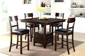tall dining table and chairs bar height table lagocalima club
