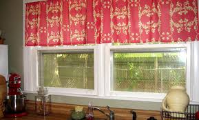 Kitchen Valance Curtains And Valances With Sweet Home Collection Elegant Sheer