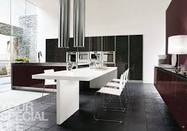 Contemporary Kitchen Faucet by Kitchen Astonishing Contemporary Kitchen Featuring White Dining