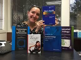 dr jeannette potts fifth book release vista urology dr klein