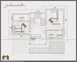4 Bedroom House Plan by Home Design 4 Bedroom House Plan In 1400 Square Feet