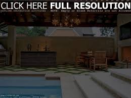pool and outdoor kitchen designs backyard kitchens and pools home outdoor decoration