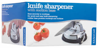 kitchen craft knives craft worktop knife sharpener