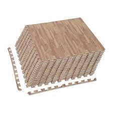 tappeti puzzle tappeto puzzle ad incastro effetto legno in schiuma 60 x 60