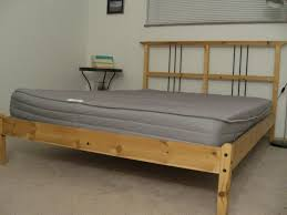 Air Bed With Frame 12 Collection Of Air Mattress Beds Mattress Gallery Ideas