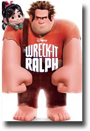 wreck it ralph poster u2013 movie promo on s 1st u003e u003econcertposter org