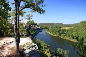 Arkansas landscapes images Ozark landscapes white river in northern arkansas beetles in jpg