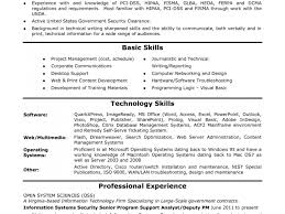 Sample Resume For Experienced Desktop Support Engineer by Network Support Analyst Cover Letter