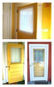 Curtains For Front Door Window Front Door Window Panel Front Door Side Panel Window Curtains Hfer