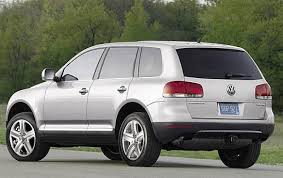 2006 volkswagen touareg information and photos zombiedrive