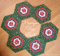 11 tree skirt ideas you to sew sewing project