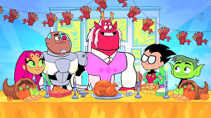 thanksgiving fight thanksgiving teen titans go wiki fandom powered by wikia