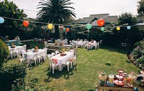 Backyard Engagement Party Decorations by Various Ways To Give Twist Swoon Worthy Engagement Party Themes