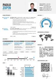 extraordinary infographic resume template psd free with resume