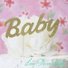 baby cake topper custom name or baby cake topper chic baby shower decor
