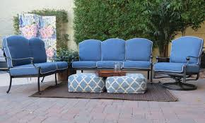 Discount Resin Wicker Patio Furniture by Furniture Patio Sofa Clearance Outdoor Wicker Furniture Sets