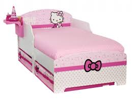 Hello Kitty Toddler Bed Frame  MYGREENATL Bunk Beds  Hello Kitty - Hello kitty bunk beds