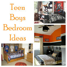 bedroom minimalist basketball theme boy bedroom decoration using