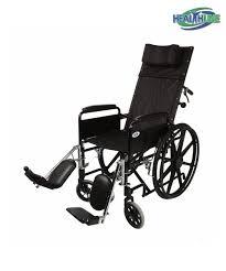 reclining wheelchairs healthline trading