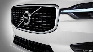 2018 volvo xc60 t8 r design color crystal white grill hd