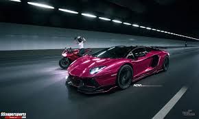 pink chrome ferrari 12 metallic pink chrome lamborghini aventador lp700 ducati tunnel