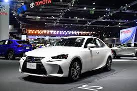 lexus thailand es the 38th bangkok international motor show reach to the planet of
