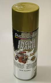 dupli color de1604 universal gold engine spray paint ebay
