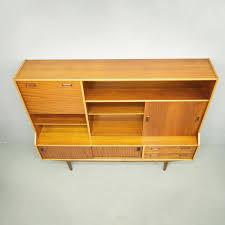 Vintage Teak Sideboard Mid Century Vintage Teak Sideboard Highboard By Elliots Of