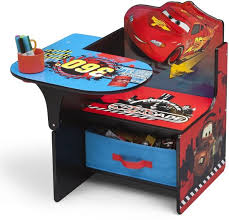 bureau cars bol com disney bureau pixar cars rood blauw