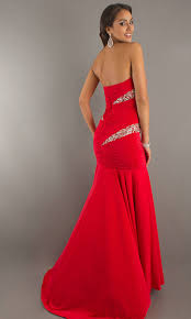 red long prom dresses cheap dress on sale