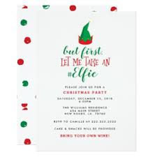 Funny Christmas Party - funny christmas party invitations u0026 announcements zazzle com au