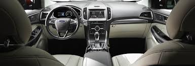 Ford Edge Interior Pictures Ford Edge Sizes And Dimensions Guide Carwow