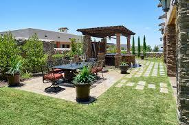 exterior landscape design photography for go designs el paso